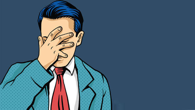 Damage Control: Owing up to a mistake at work