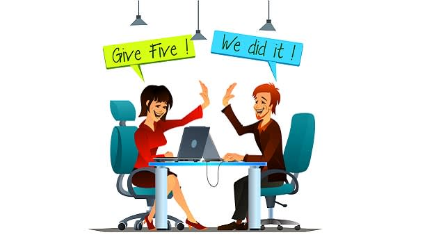 Do you have a work spouse? Keep these 5 tips in mind