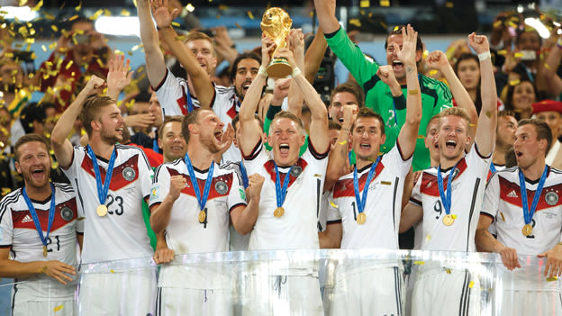 How Germany won the FIFA 2014 World Cup