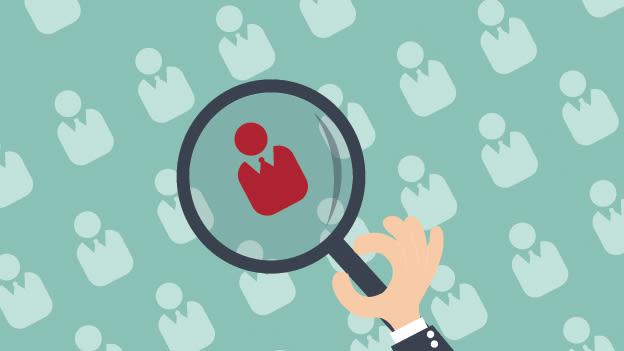 Recruiting through the internal employee network