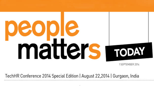 People Matters Today: TechHR14 Annual Conference Special Edition