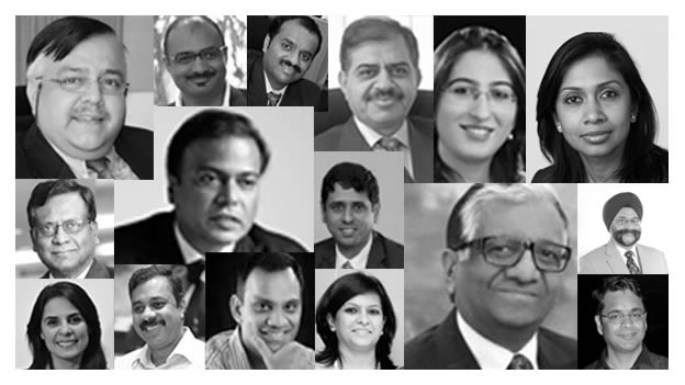 Meet the jury of Are You In The List 2014