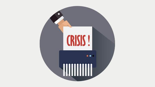 When crisis calls, you answer!