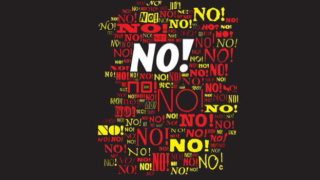 "How To Say ""No"" the Right Way"
