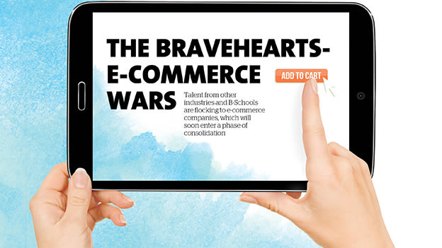 The Bravehearts- E-commerce wars