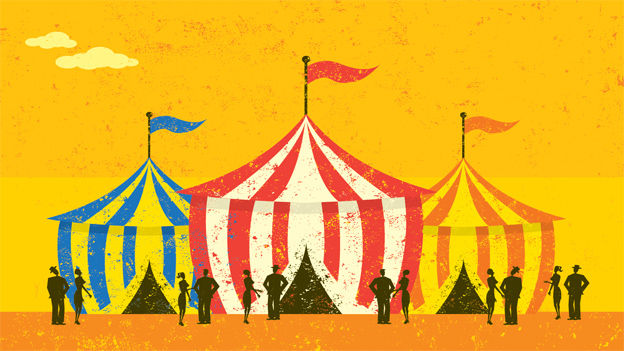 Performance management and the Great Indian Corporate Circus