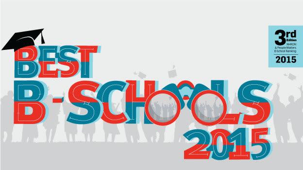 NHRDN-People Matters Best B-schools 2015