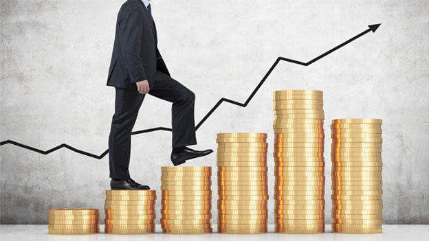 Overall salary increase at 10.8% for 2015