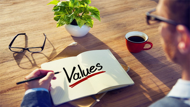 The Values Sermon: Pause and Reflect