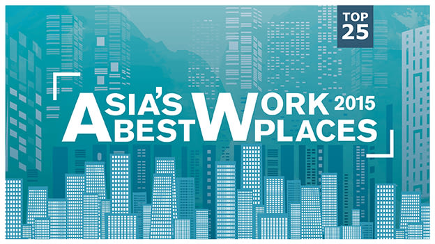 Top 25 Best Workplaces in Asia: MECCA Brands