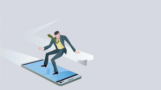 Leveraging mobility for Enterprise HR