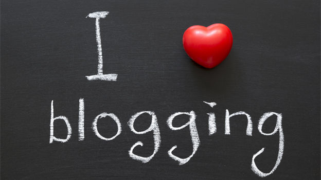 Let your corporate blog do the talking!