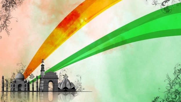 India in my blood!