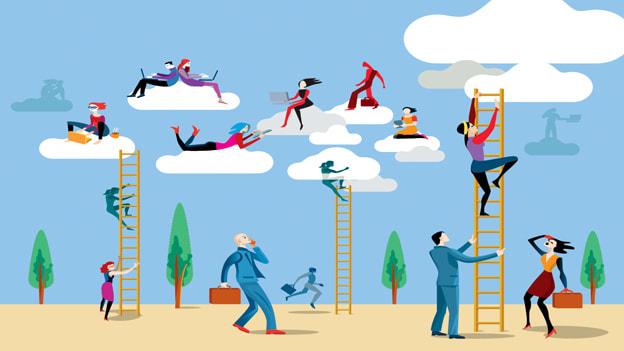 Digital Transformation of Talent