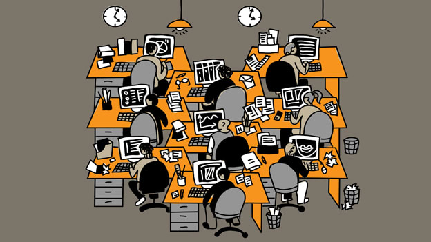Open Offices: Not so open to benefits after all