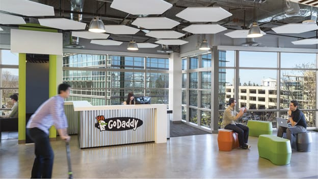 GoDaddy launches a community-based app 'Flare' for entrepreneurs