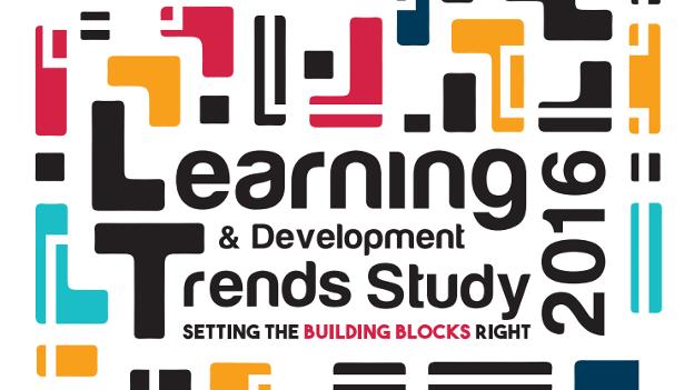 Learning & Development Trends Study 2016 – Setting the building blocks
