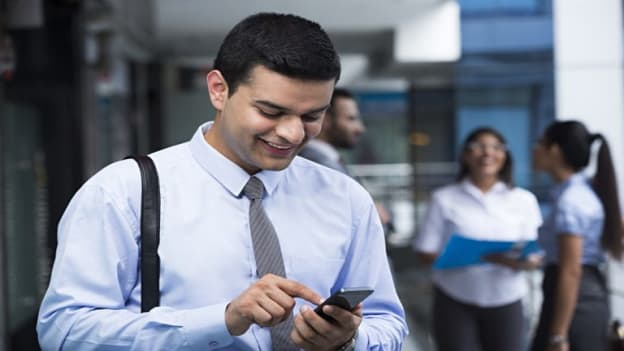 Smartphones redefine the recruitment landscape