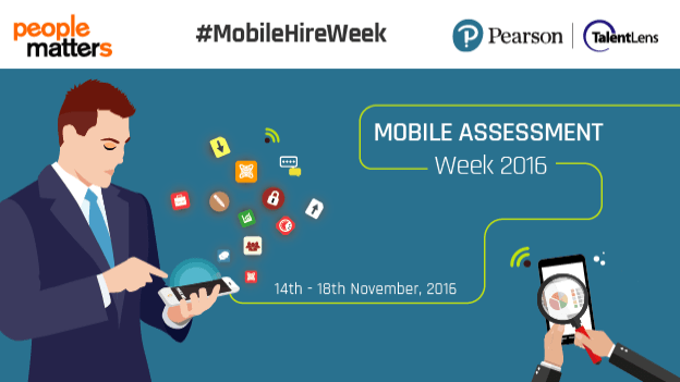 2016 Mobile Assessment Week Round Up