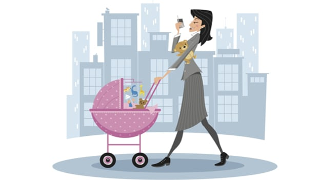 Not maternity leave, 'real' gender fix is post maternity program