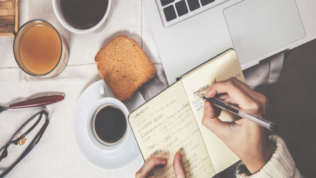 The Morning Pages - Boost your creativity & leadership practice