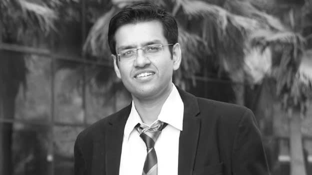 Are You In The List 2016 winner: Abhishek Budhraja