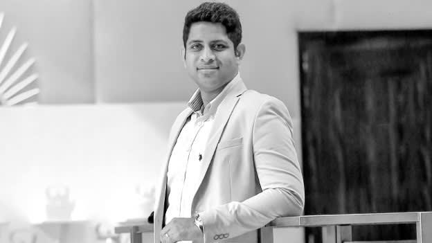 Are You In The List 2016 winner: Aditya Adyar