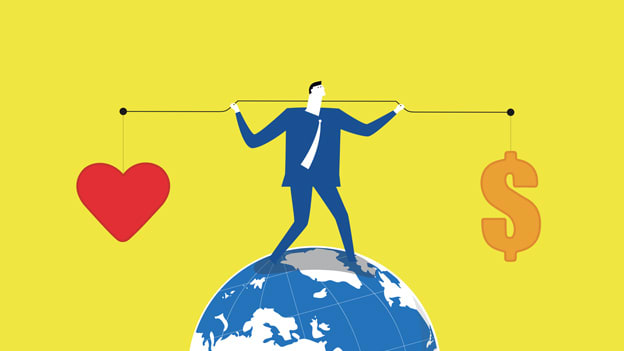 Workplace well-being and work-life balance depend on how much you earn