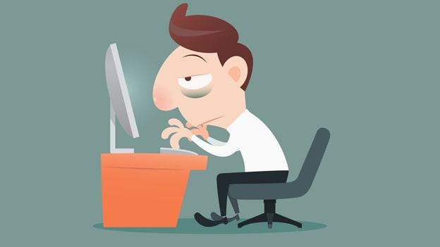 Overwork hampering employee productivity: Study