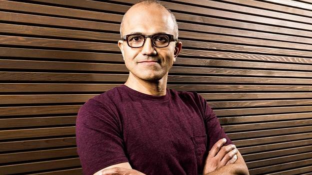 Satya Nadella's new product Stack for HR