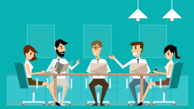 Employee retention through peer motivation