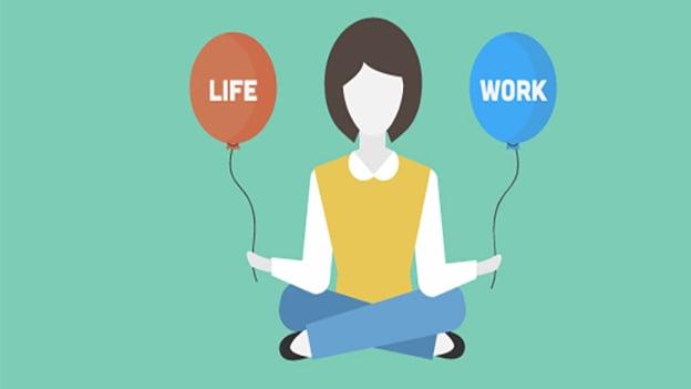 Work-Life balance is a myth!