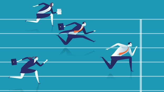 Marathons. Ego & Leadership