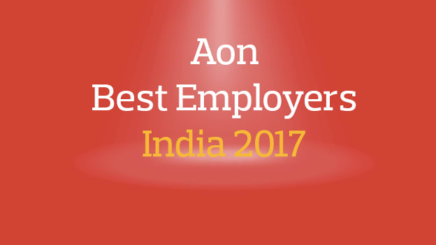 Here is the list of Aon's Best Employers 2017 India