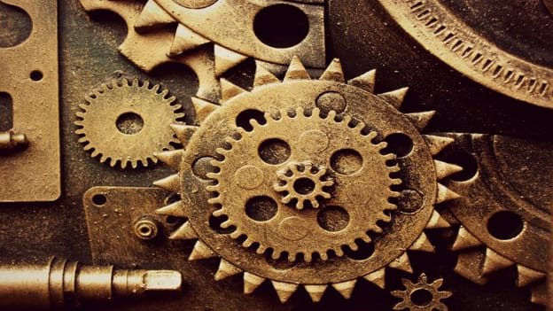 Re-engineering work processes for improved productivity