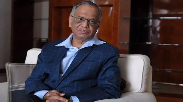 Narayana Murthy talks about taking pay cuts to protect jobs