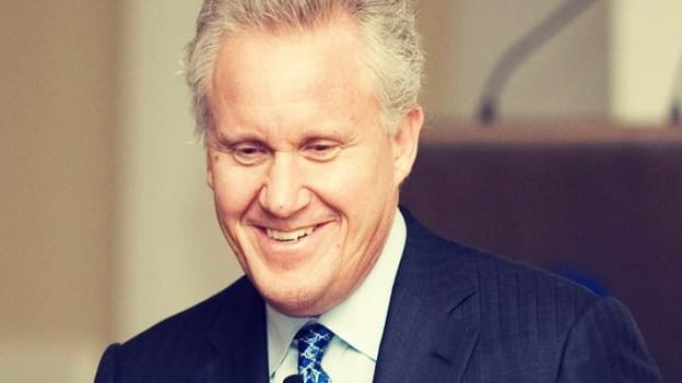 GE's Jeff Immelt steps down as CEO, John Flannery to take over
