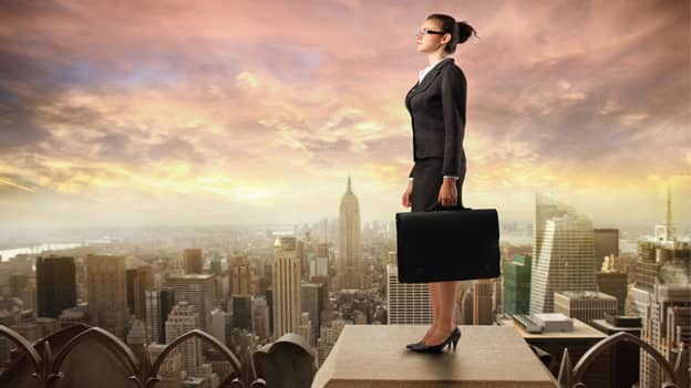 Breaking the Glass Ceiling - The Rise of Women as Leaders