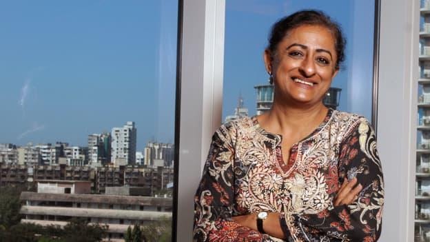 The 'seek' rather than 'tell' style: Smita Affinwalla