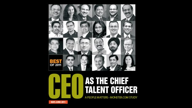 CEO as the Chief Talent Officer - Best of 2011