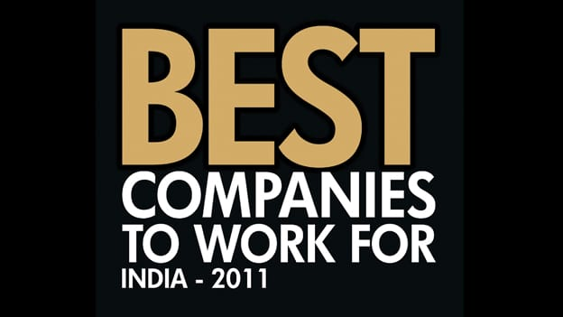 Best of 2011: Best Companies to Work For, 2011