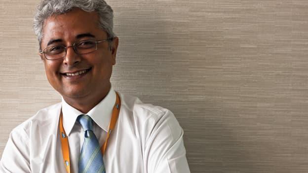 Everything's a 'click' away: Bhuvaneshwar Naik