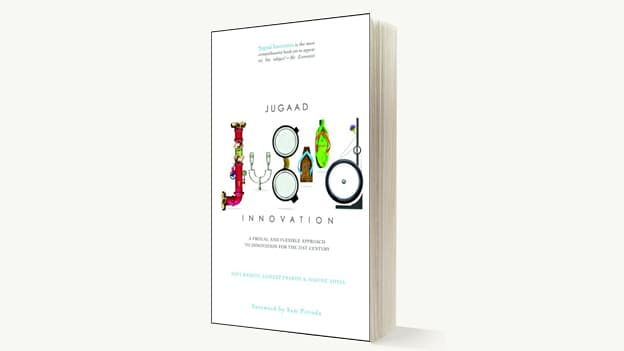 Book Review: Jugaad Innovation - Think Frugal, Be Flexible