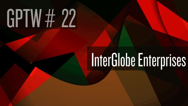 #22 InterGlobe Enterprises: Diversity@workplace