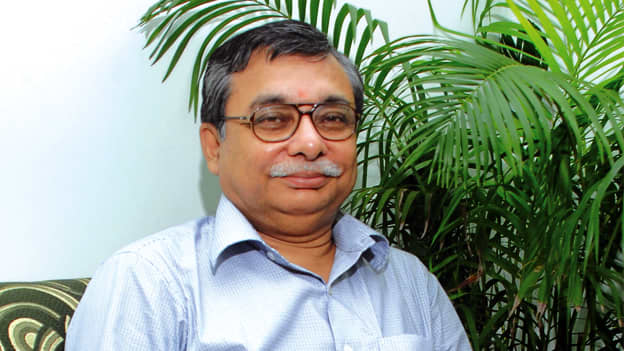 Passion for excellence: Pranabesh Ray