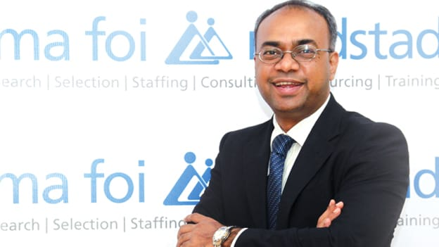 Recruitment is not a constant process: E. Balaji