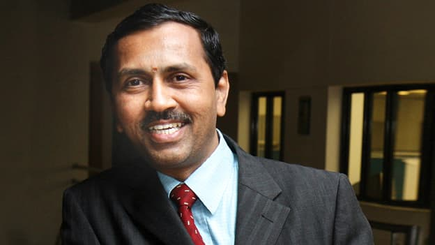 Intense competition for product companies: Balaji Ganesh