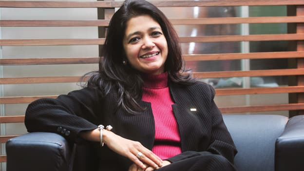 Learning outside of work: Shalini Pillay