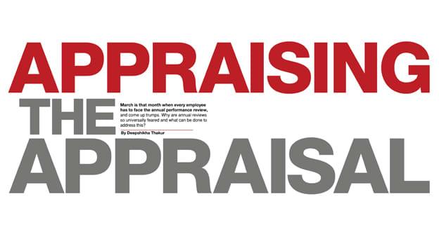 Appraising the appraisal