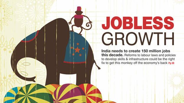 Jobless growth: What lies beneath and how to address it